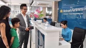 """Lần đầu tiên có """"in-town check-in"""" tại Việt Nam: Dịch vụ làm thủ tục hành khách, hành lý ngoài sân bay"""